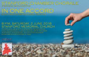 CC Spring Concert Poster 2018