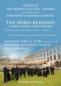 The Queen's College Choir